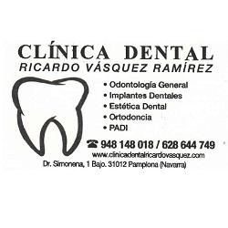 Clínica Dental Ricardo Vásquez Ramírez