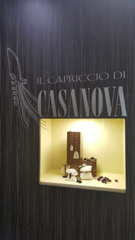 Il Capriccio Di Casanova JOYERIA: ESTABLECIMIENTOS