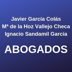 Javier García Colás -  M.ª de la Hoz Vallejo Checa - Ignacio Sandamil García