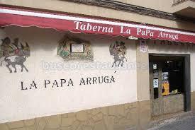 Imagen de LA PAPA ARRUGÁ CALLE SAN LORENZO