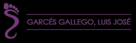 Garcés Gallego, Luis José