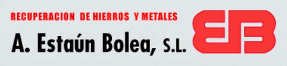 Chatarras A. Estaún Bolea