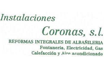 Instalaciones Coronas S.L.