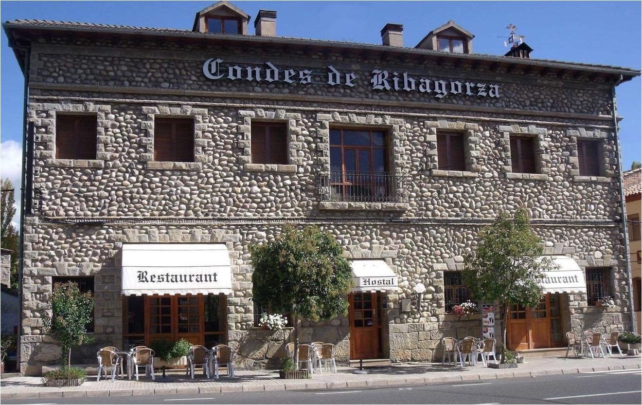 Condes De Ribagorza Restaurante