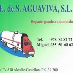 Estacion de Servicio Aguaviva, S.l.