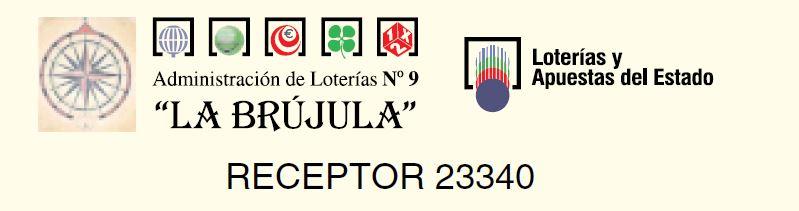Administración De Loteria Número 9 La Brujula Receptor 23340