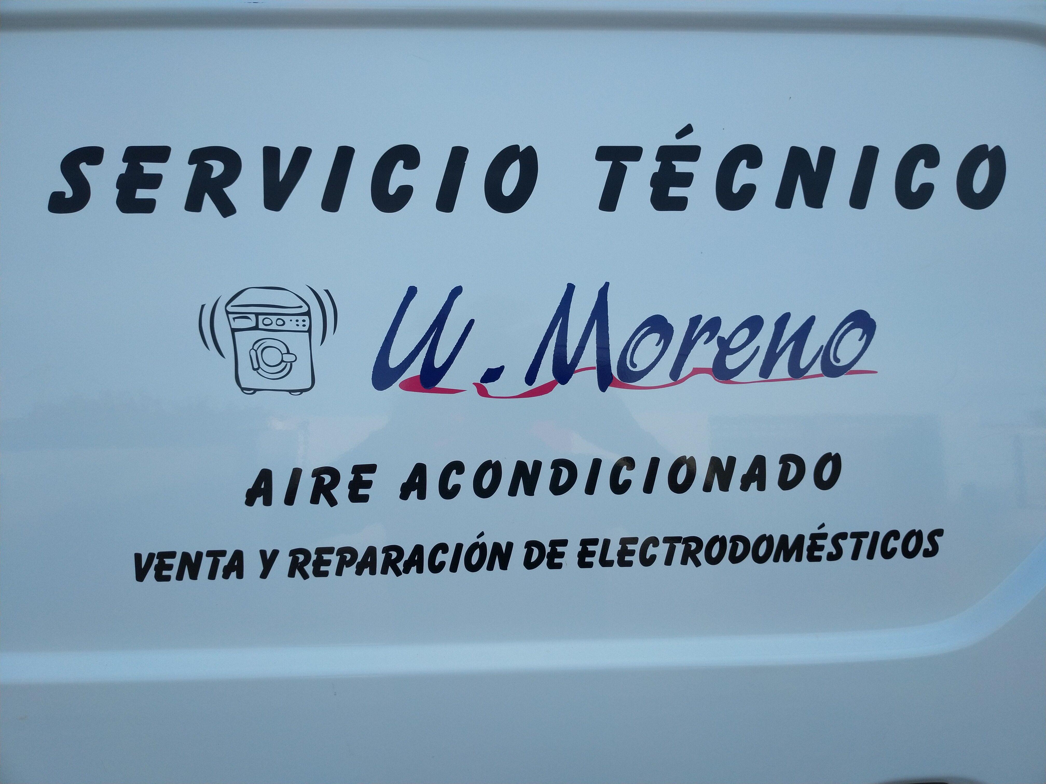 Reparaciones Ulpiano Moreno