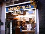Multiopticas Sanz ÓPTICAS
