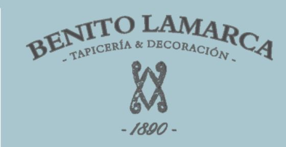 Benito Lamarca. Tapicería & Decoración