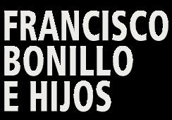 Álbora Francisco Bonillo e Hijos