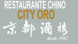 Restaurante Chino City Oro