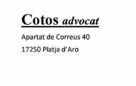 Cotos Advocat