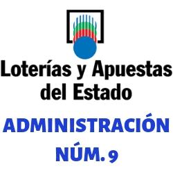 Administració De Loteria Núm. 9