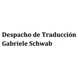 Despacho de Traducción Gabriele Schwab