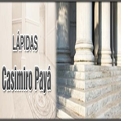 Lápidas Casimiro Payá