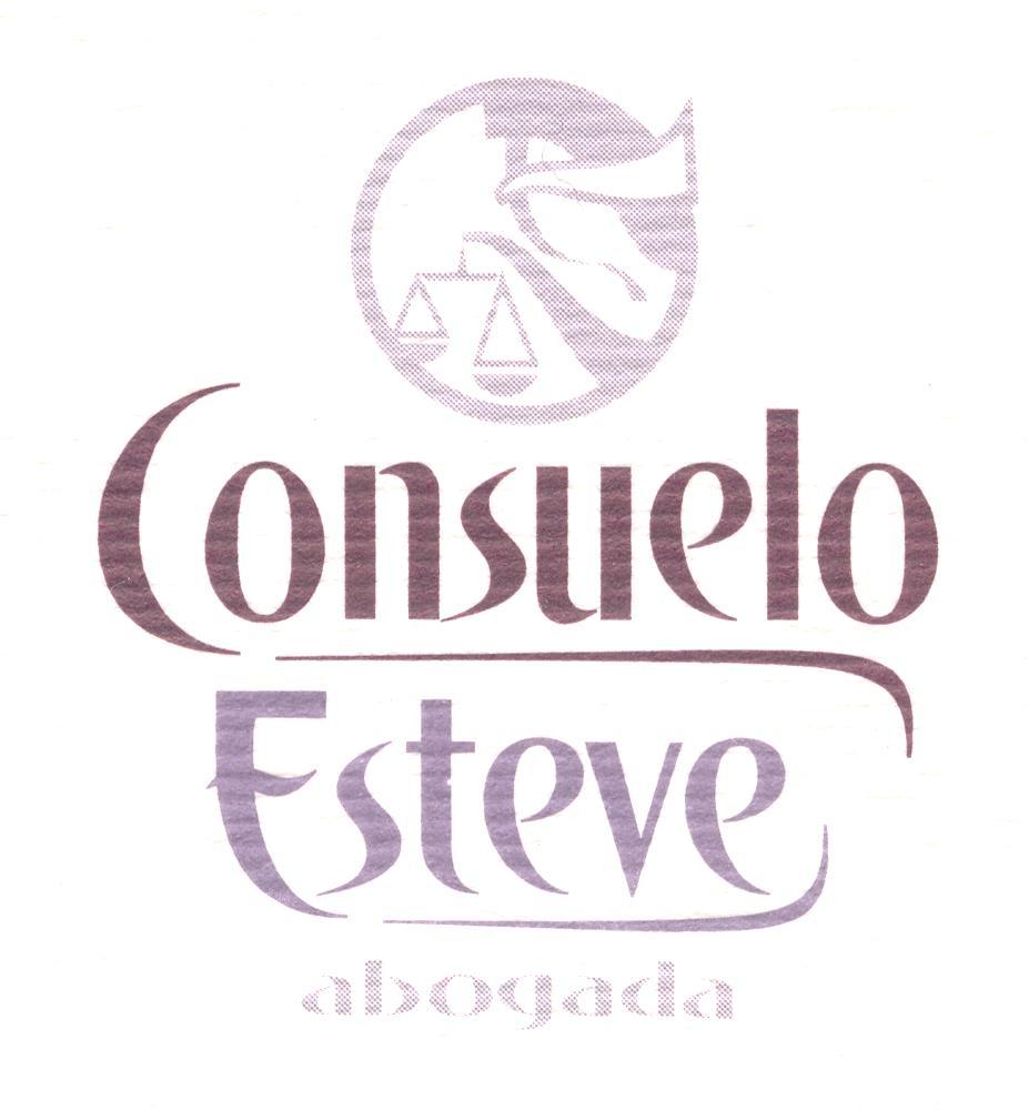 Abogada Consuelo Esteve