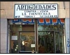Antigüedades La Fuentecilla
