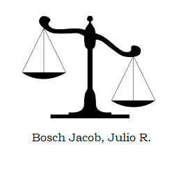 Bosch Jacob, Julio R.