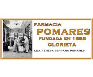 Farmacia Pomares Glorieta Fundada En 1888