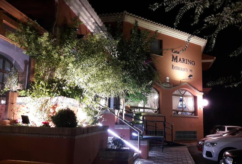 Restaurante Casa Marino Granada