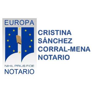 Notaría de Cristina Sánchez-Corral Mena