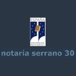 Notaría Serrano 30 C.B.