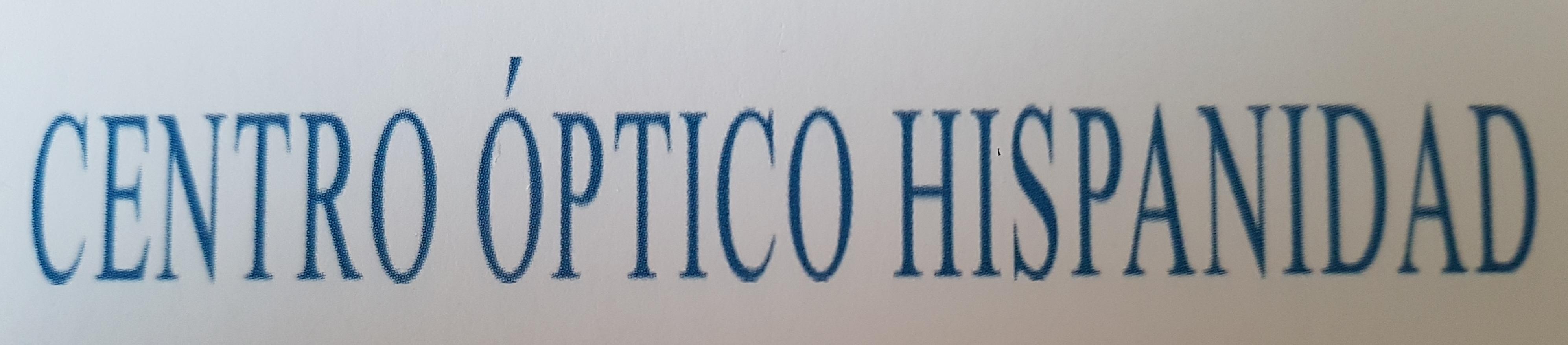 CENTRO OPTICO HISPANIDAD