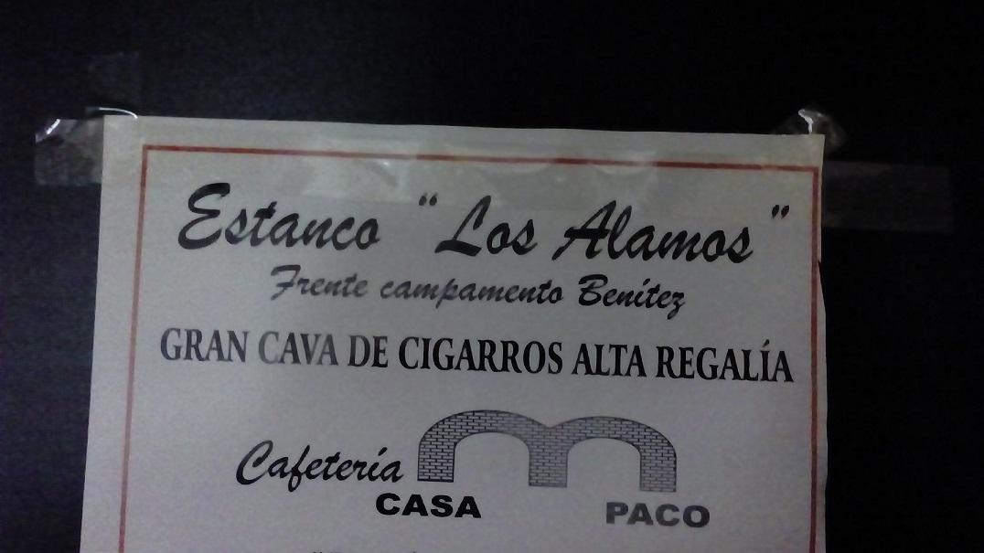 Estanco Los Alamos