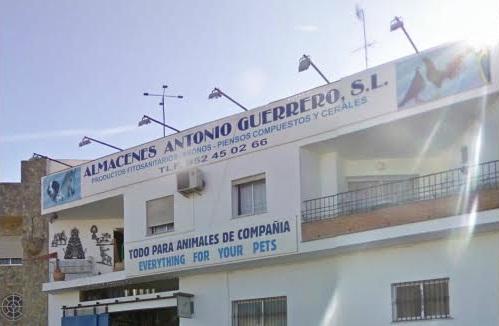 Almacenes Antonio Guerrero FITOSANITARIOS PRODUCTOS: FABRICANTES Y MAYORISTAS