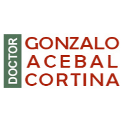 Dr. Gonzálo Acebal Cortina