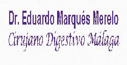 Cirujano Digestivo Málaga - Dr. Eduardo Márques Merelo