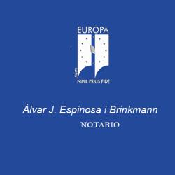 Notaria Àlvar Espinosa Brinkmann