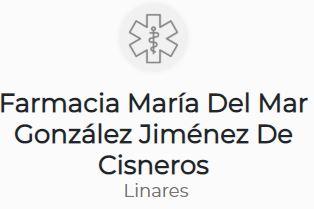 Farmacia María Del Mar González Jiménez De Cisneros