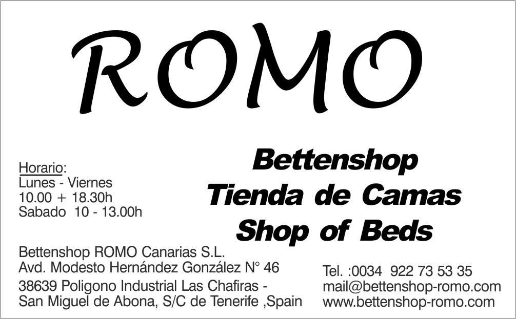 Bettenshop Romo