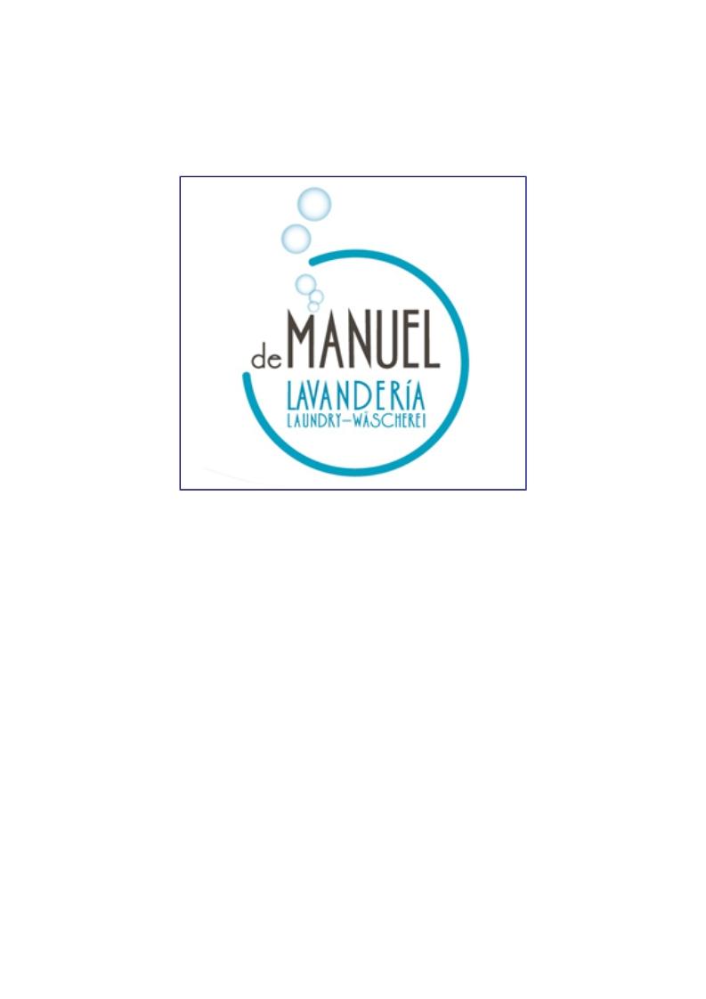 Lavandería deManuel