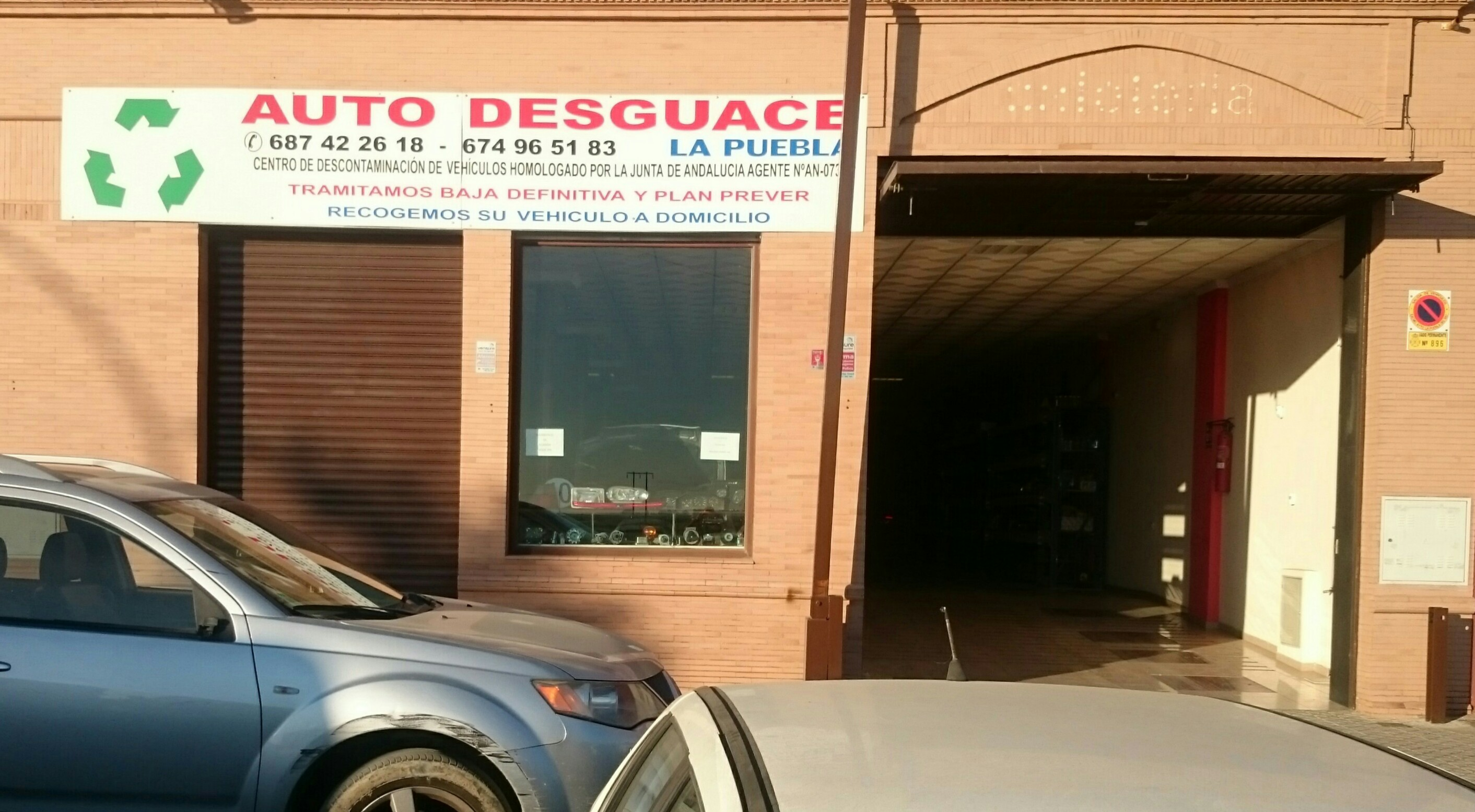 Auto Desguace La Puebla