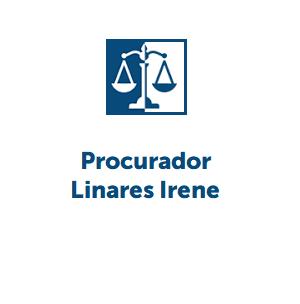 Procurador Linares Irene Becerra Notario