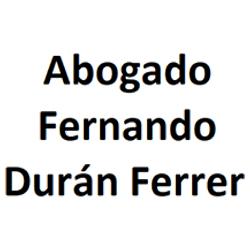 Abogado, Fernando Durán Ferrer