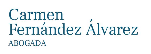 Abogada Carmen Fernández Álvarez