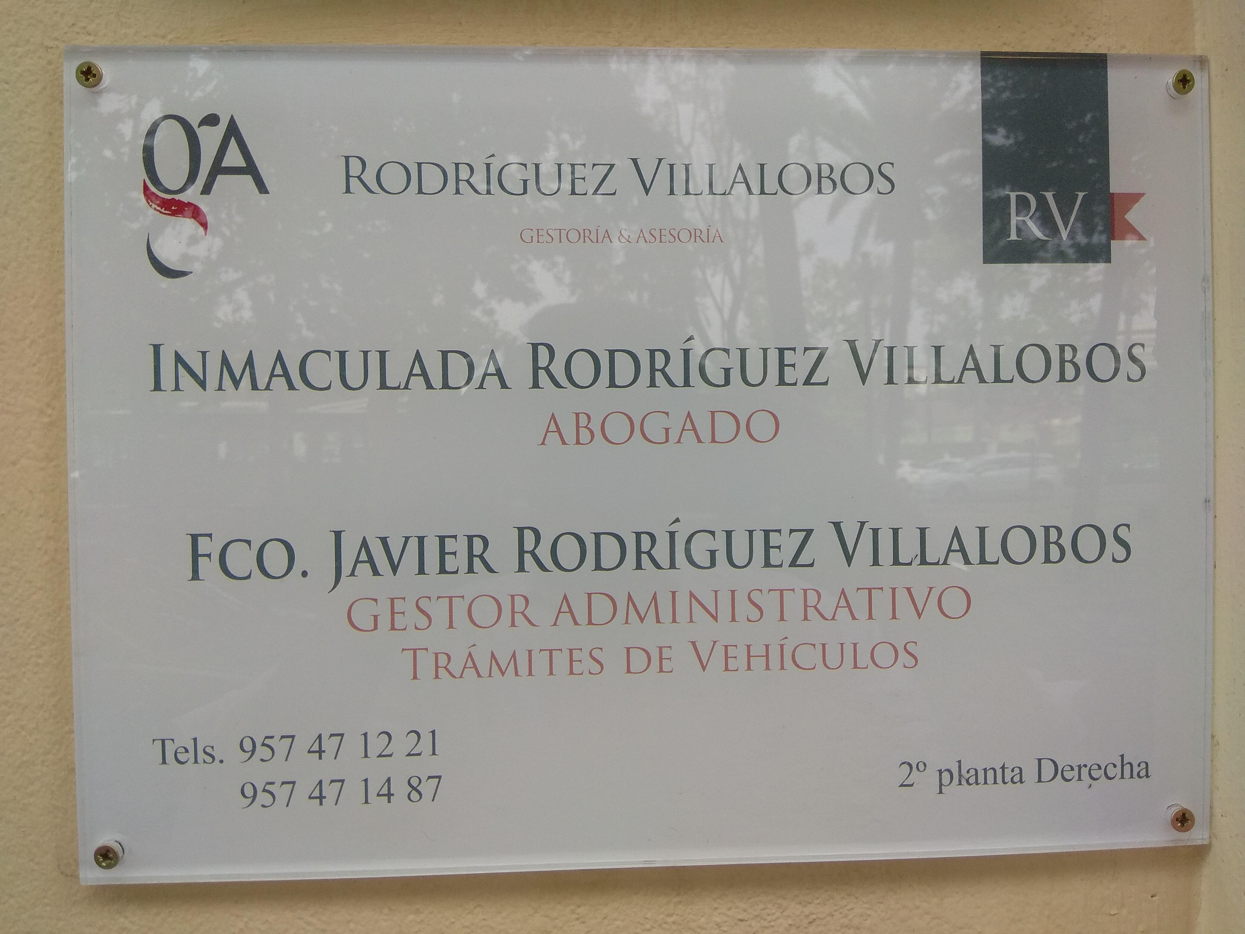 Gestoría Rodríguez Villalobos