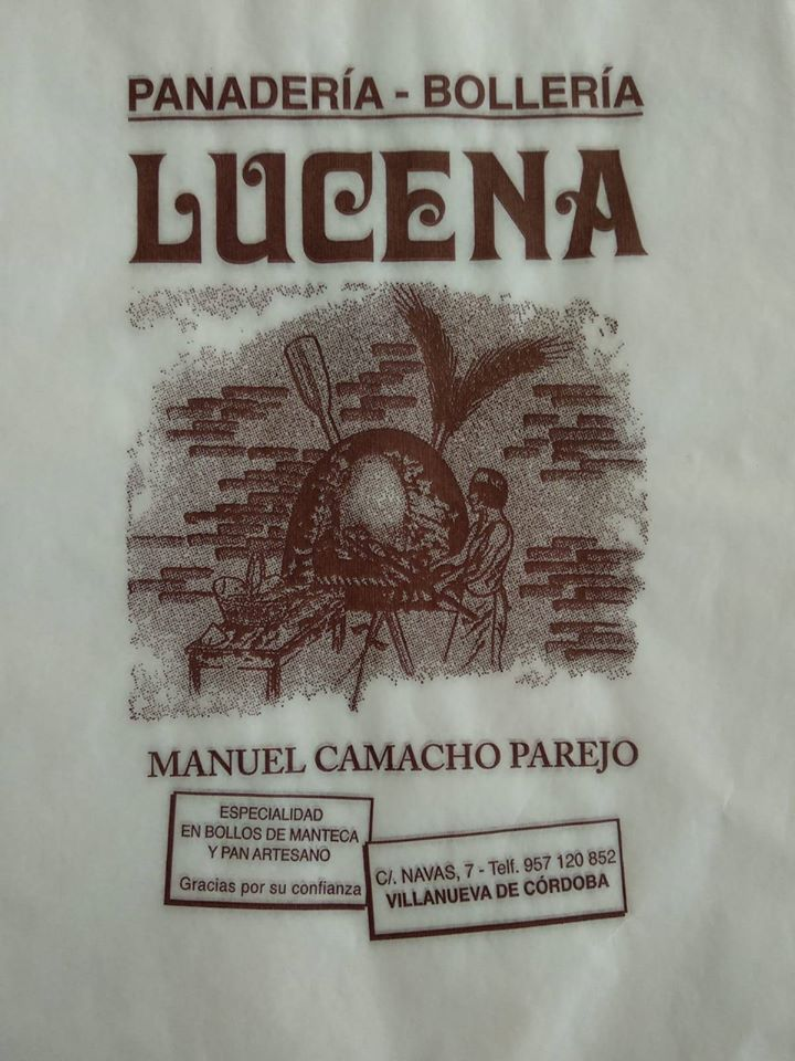 Panadería - Bollería Lucena