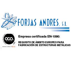 Forjas Andrés S. L.