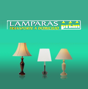 Lámparas Prián