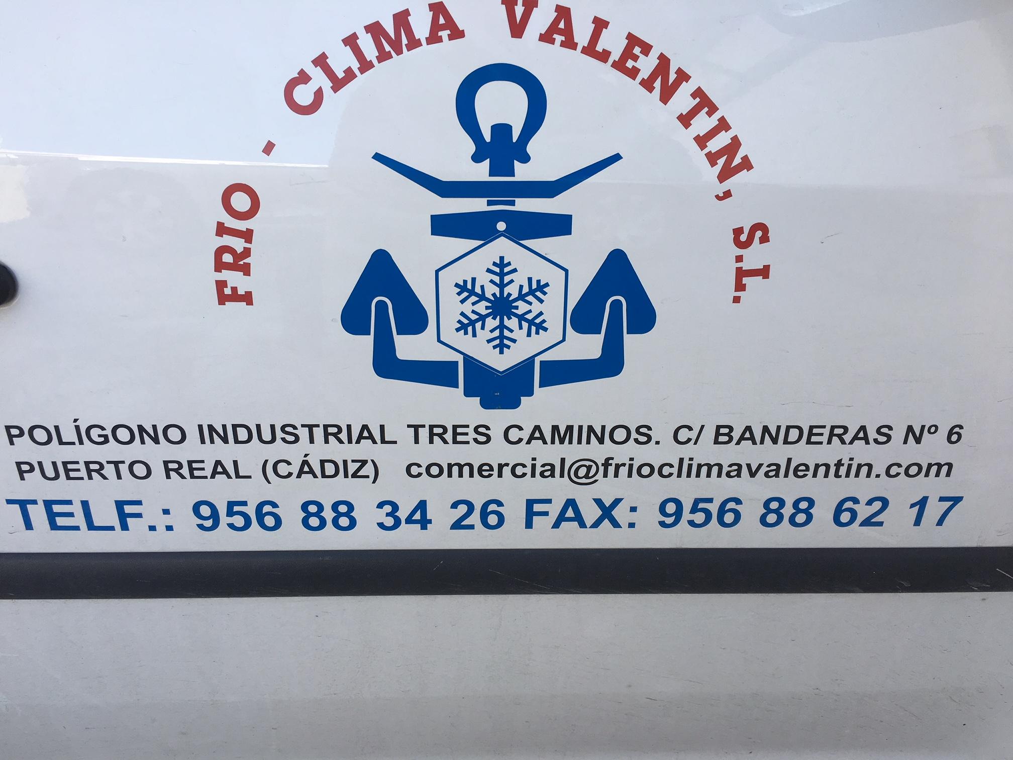 Frío Clima Valentín