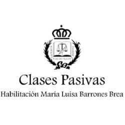 Habilitados De Clases Pasivas Mª Luisa Barrones Brea - Nuria Salido Barrones