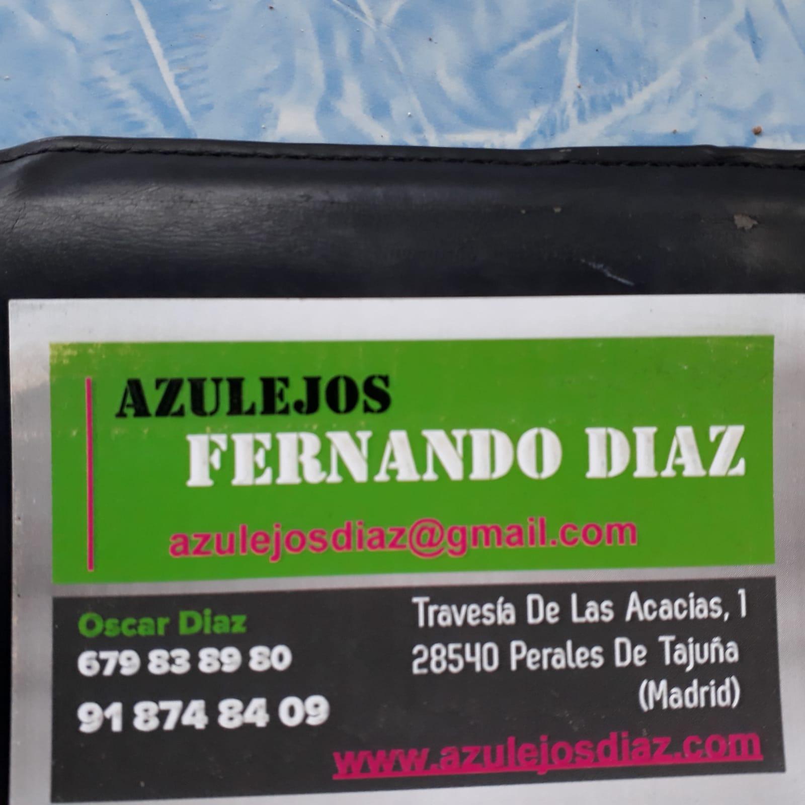 Azulejos Fernando Diaz
