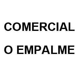 Comercial O Empalme