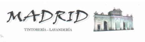 Tintorería Madrid