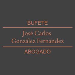 Abogado José Carlos González Fernández