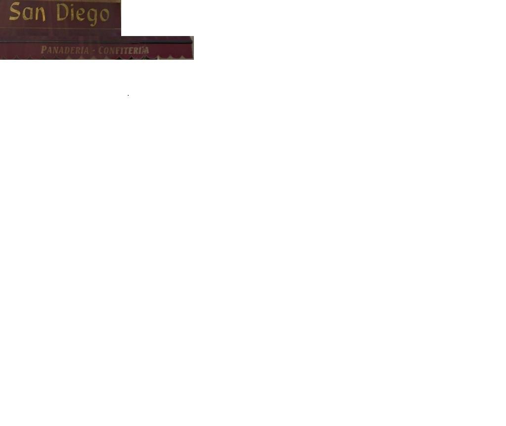 Panadería - Pastelería San Diego